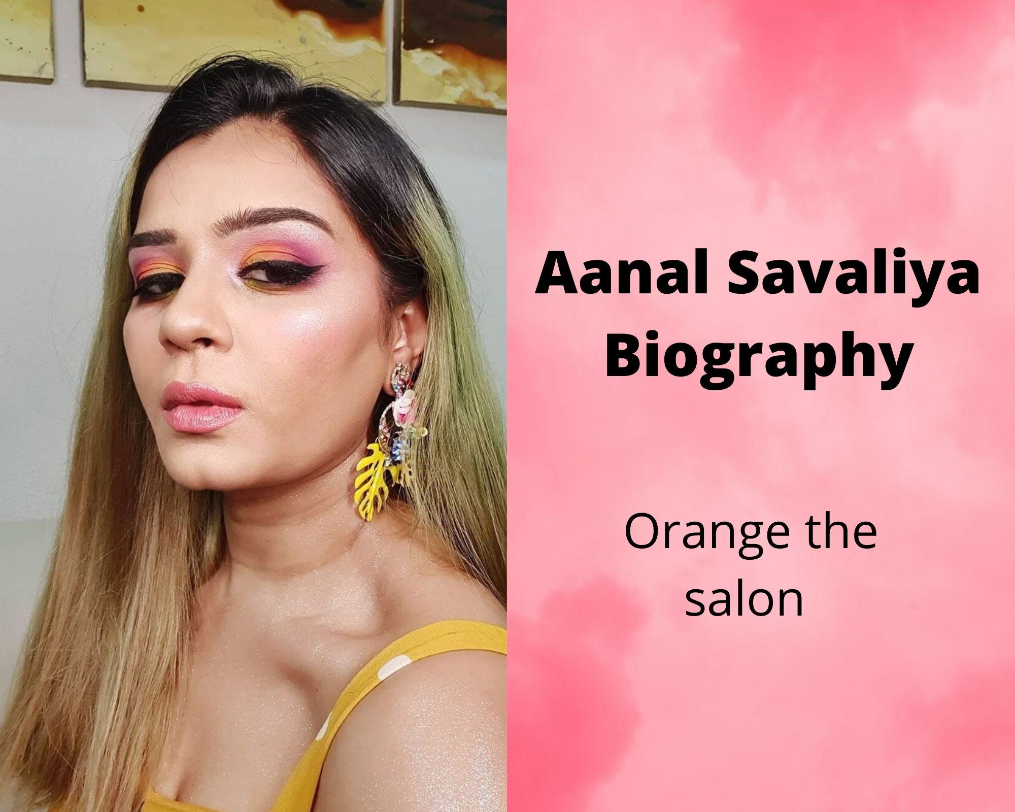 Aanal-Savaliya-Biography