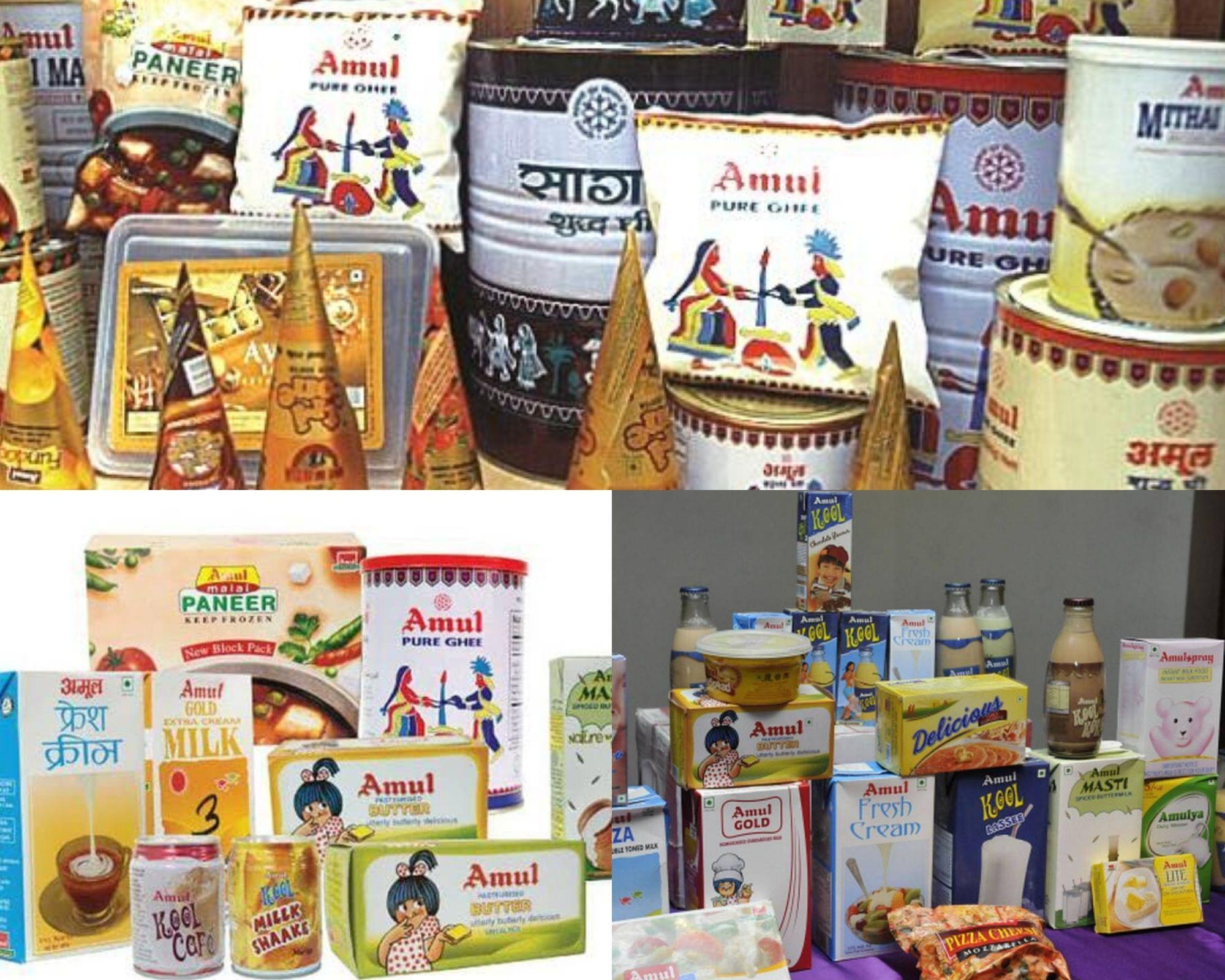 Amul-product