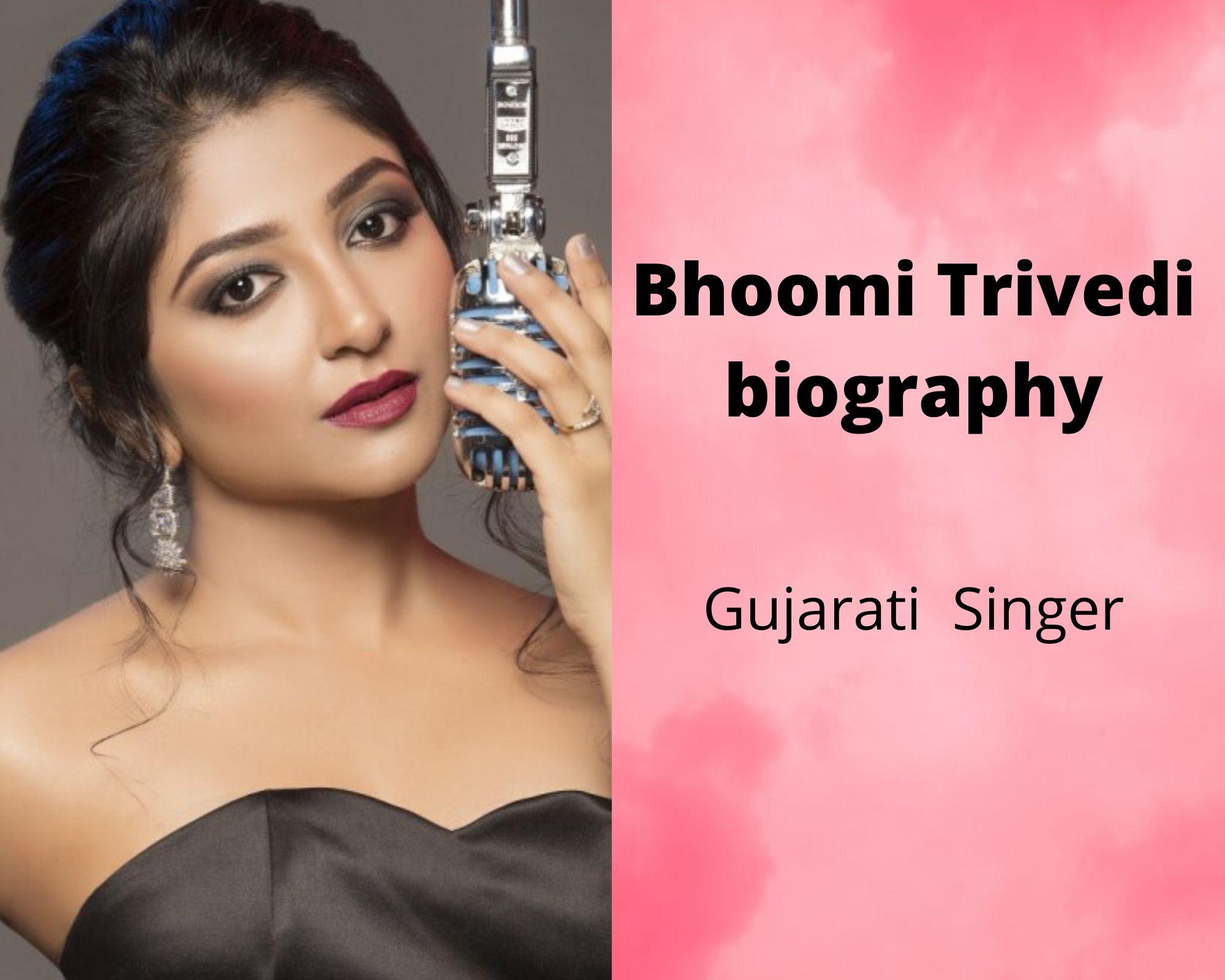 Bhoomi-Trivedi-biography