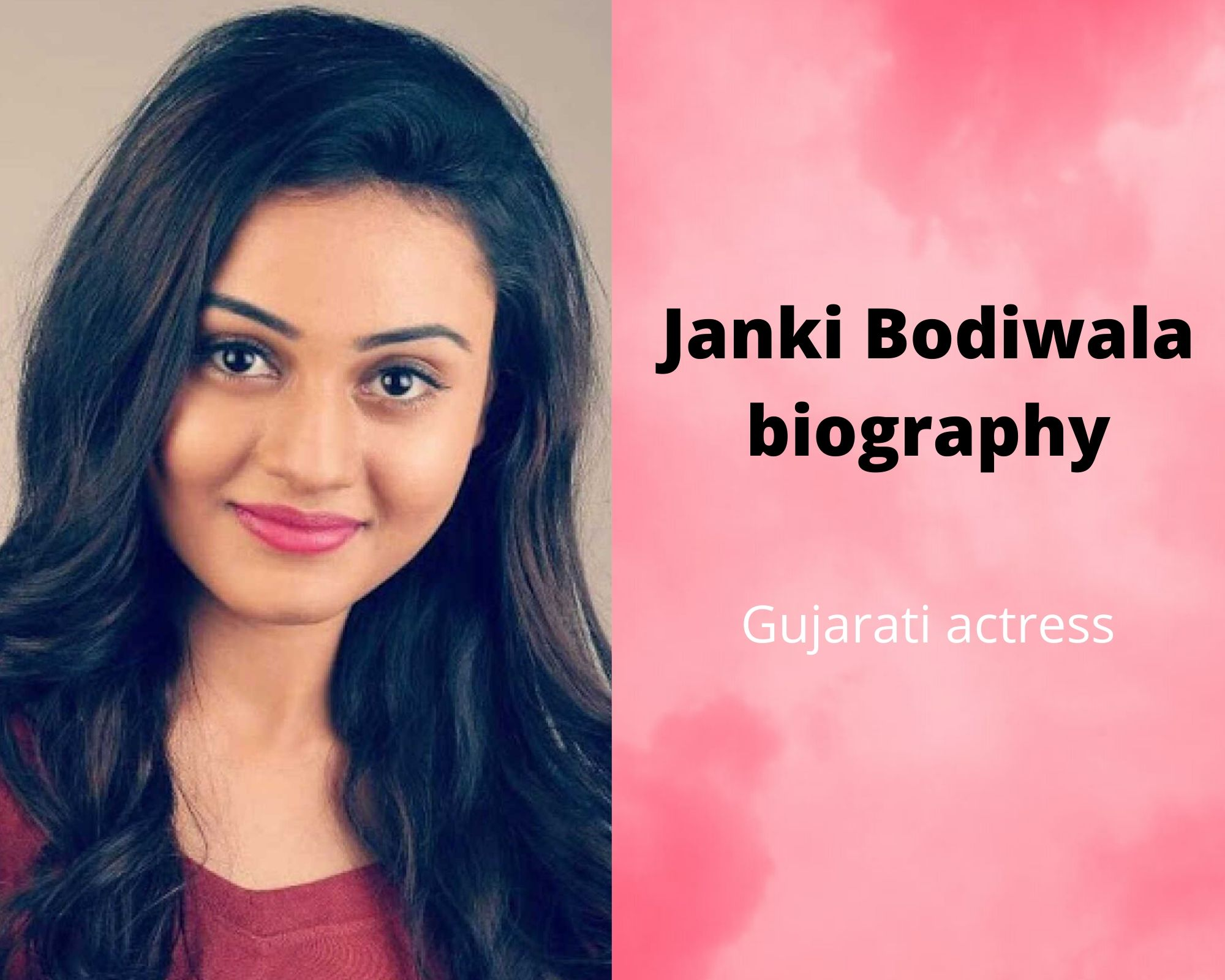Janki Bodiwala biography