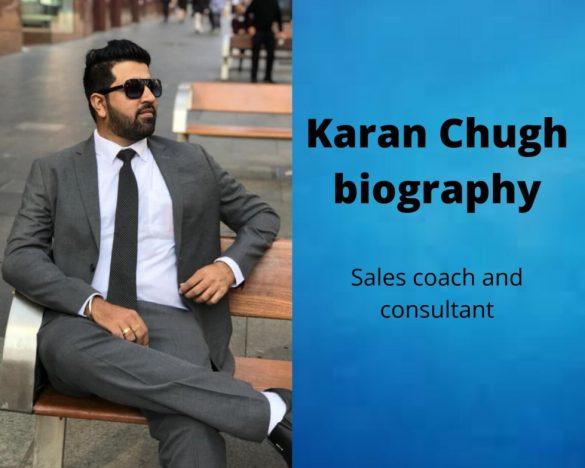 Karan Chugh biography