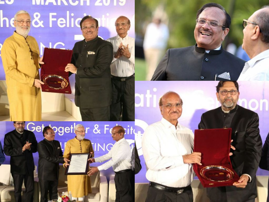 Karsanbhai award