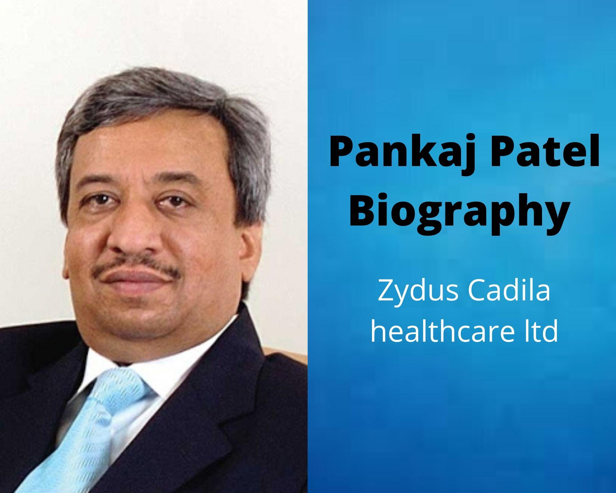 Pankaj Patel Biography