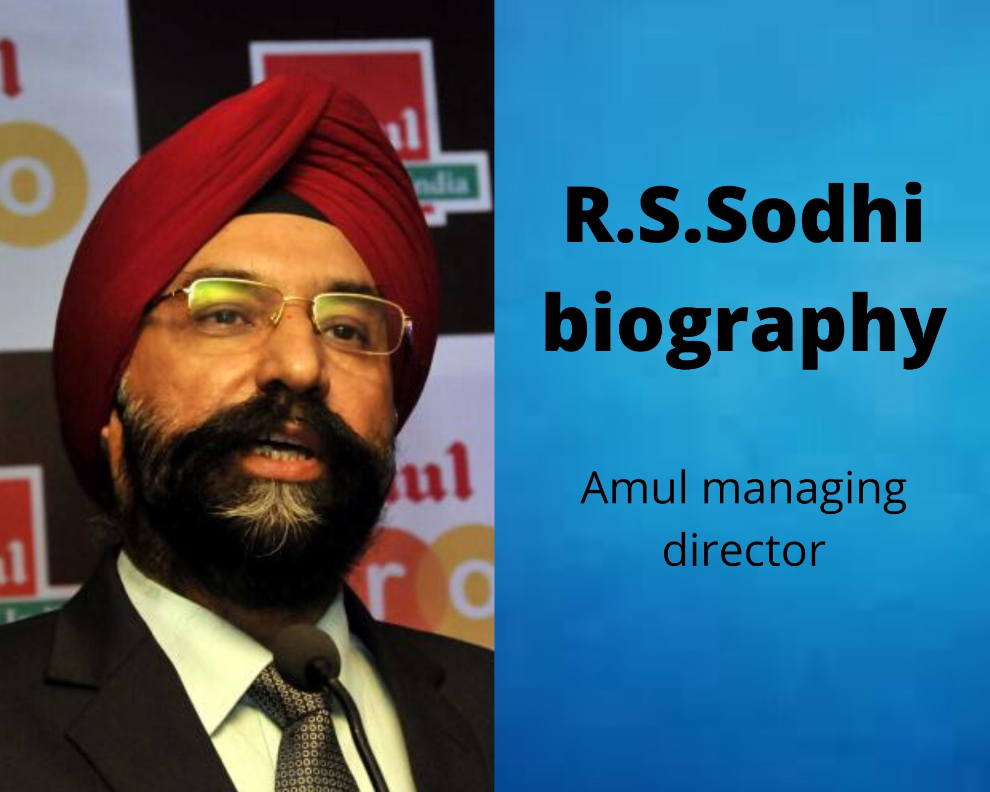 R.S.Sodhi biography