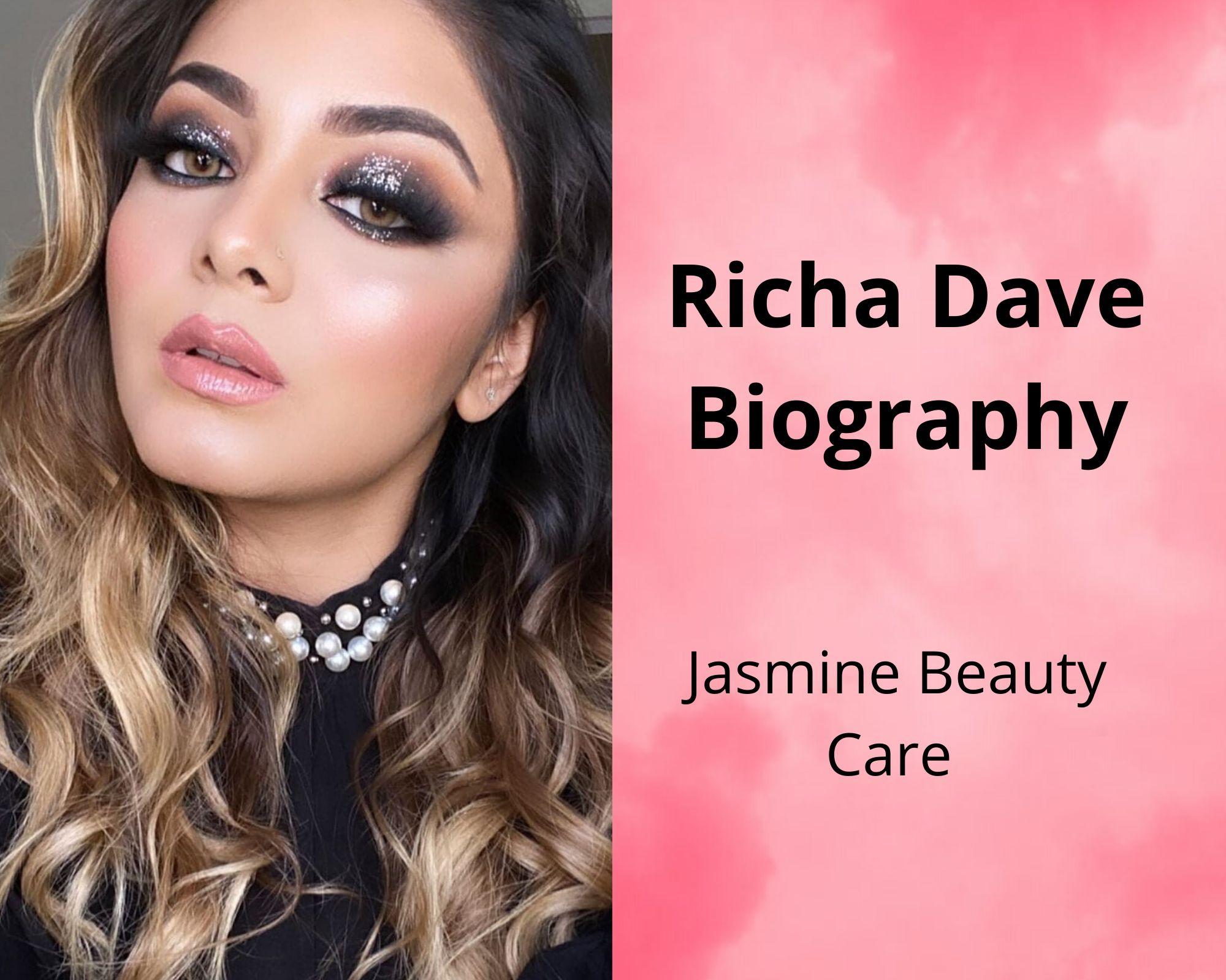 Richa Dave Biography