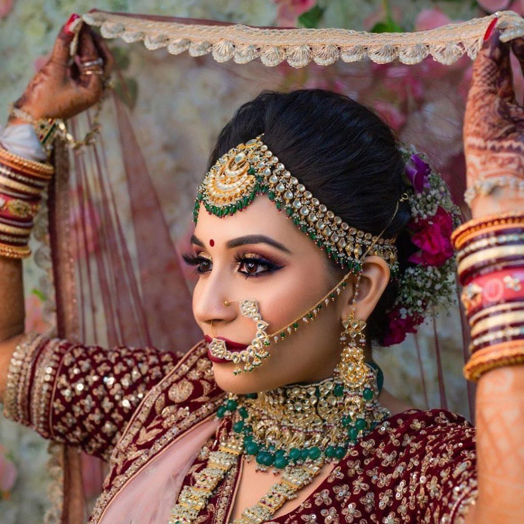 richa-dave-make-up