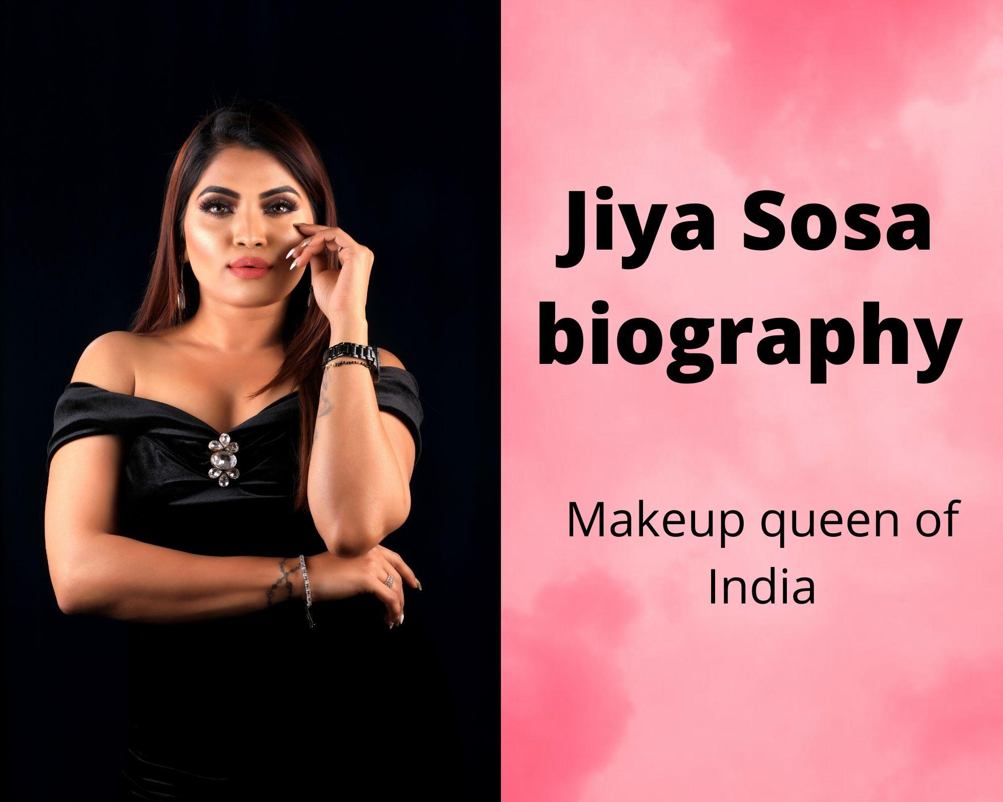 Jiya Sosa biography