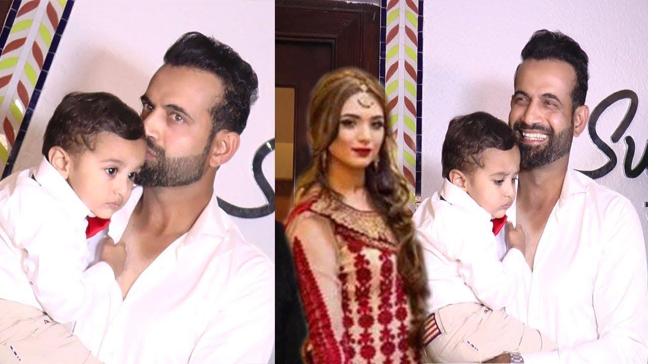 Irfan Pathan family