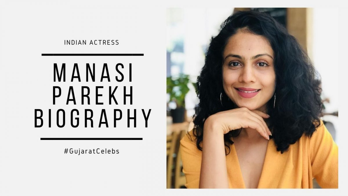 Manasi Parekh Biography | Age | Family | Husband | Movie and More.