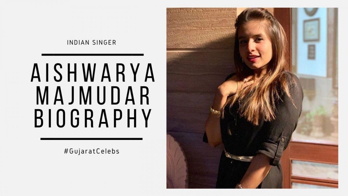 Aishwarya Majmudar Biography, Age, Husband, Boyfriend, Career,Songs