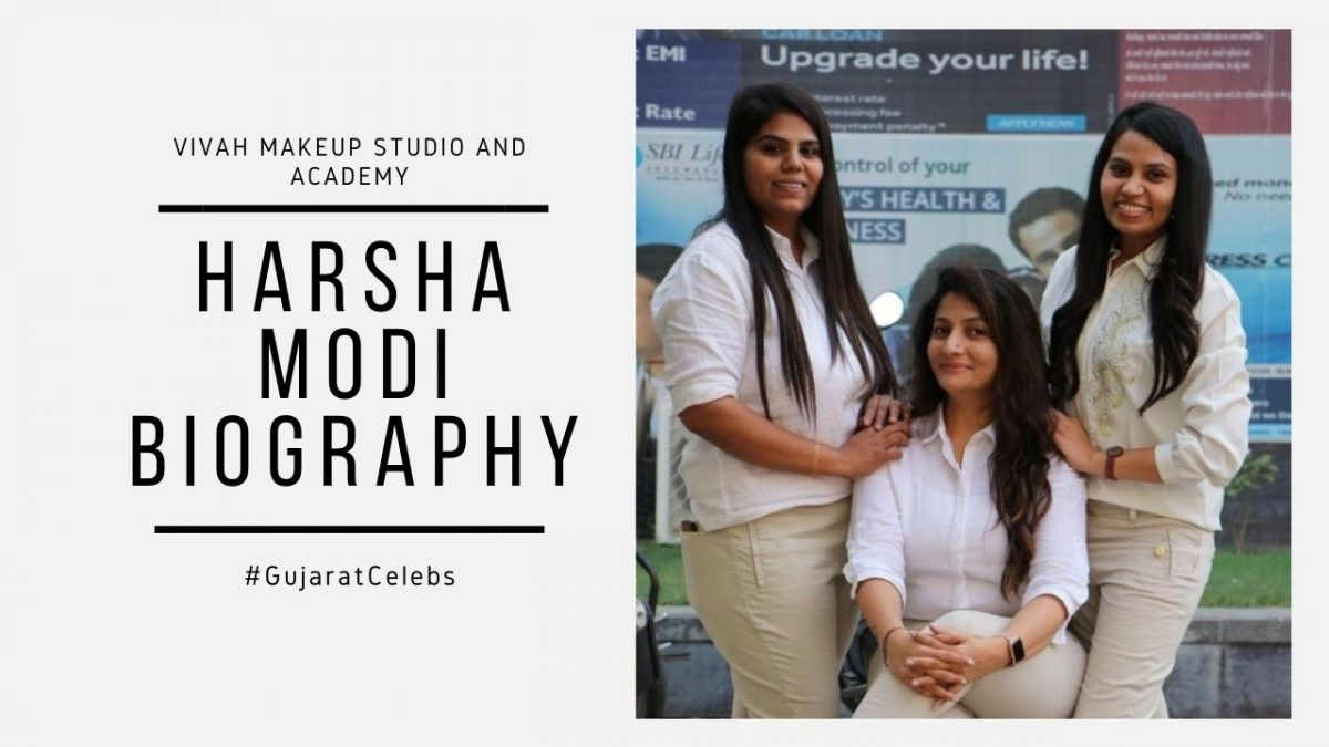 Vivah Makeup Studio and Academy | Harsha Modi