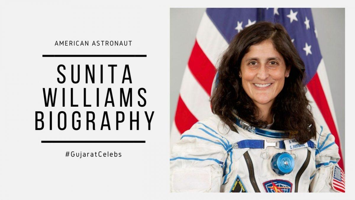 Sunita Williams Biography, Birth Place, Family, Husband, Education, Career