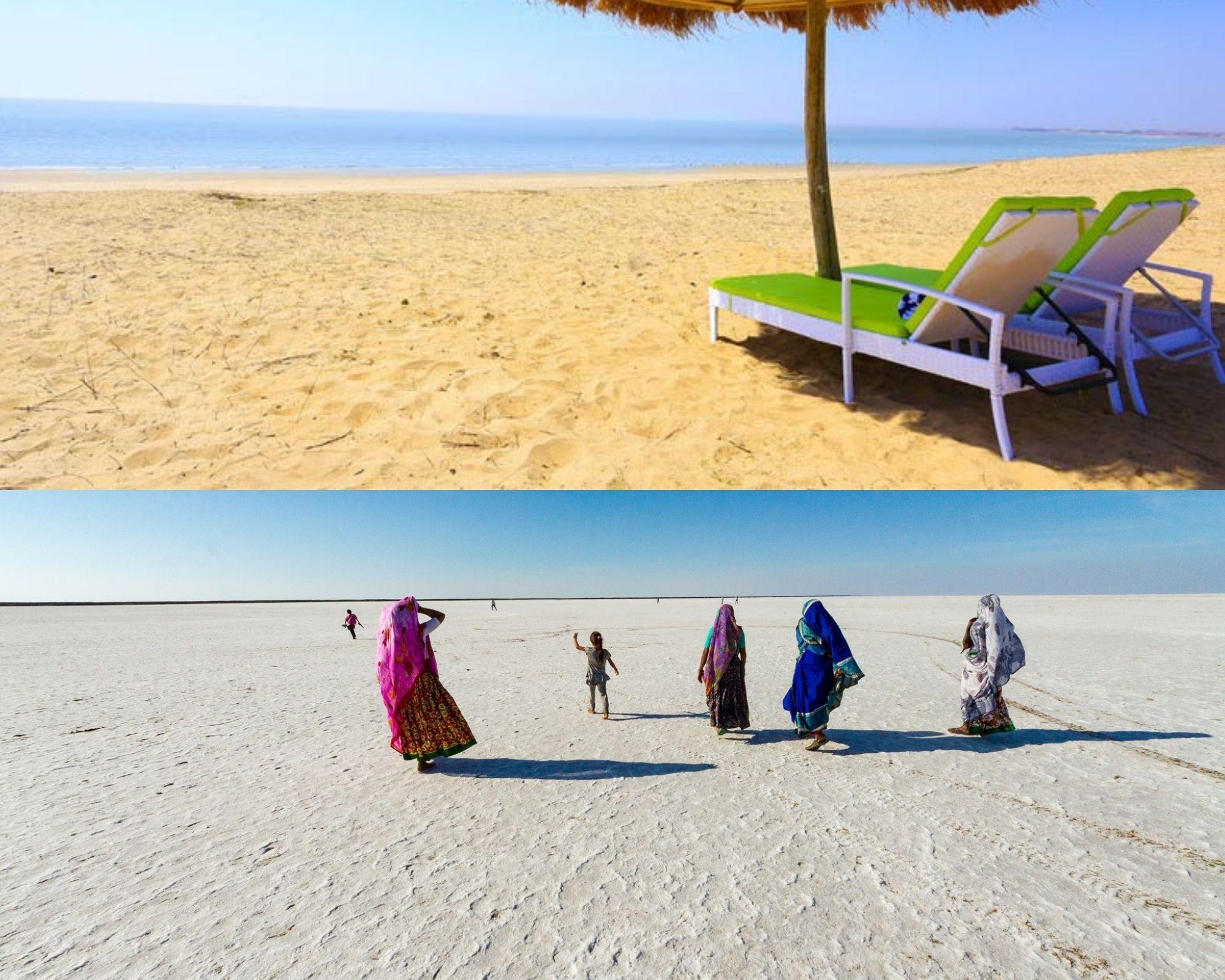 desert beach tour gujarat