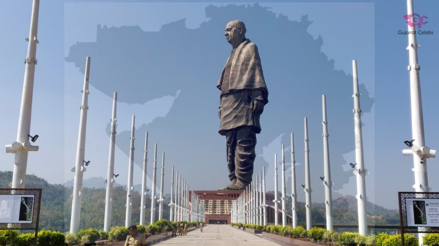 Statue of Unity   World's Tallest Statue in Gujarat   GujaratCelebs
