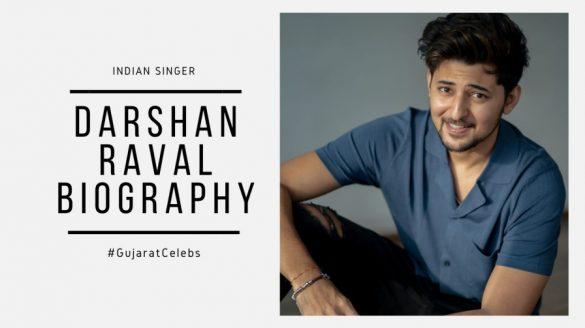 Darshan Raval Biography