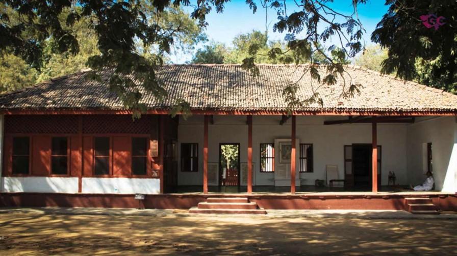 Gandhi Ashram | Sabarmati Ashram | Mahatma Gandhi Ashram at Sabarmati