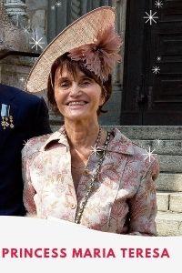 Princess Maria Teresa
