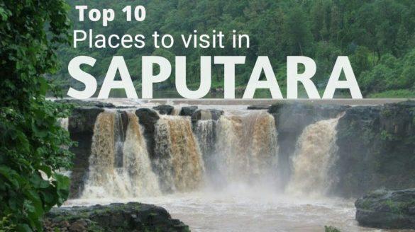 place to visit in saputara