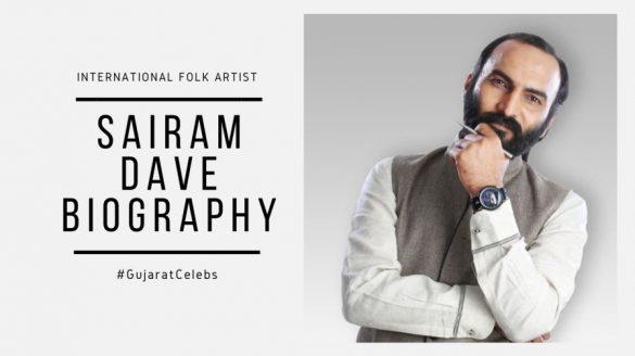 Sairam Dave Biography
