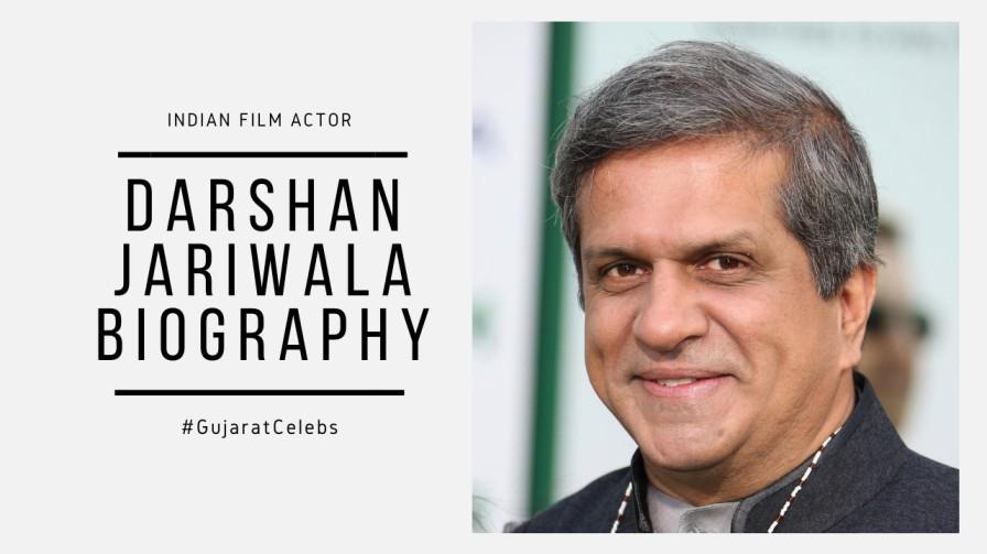 Darshan Jariwala Biography | Television & Film Actor | Early Life | Career