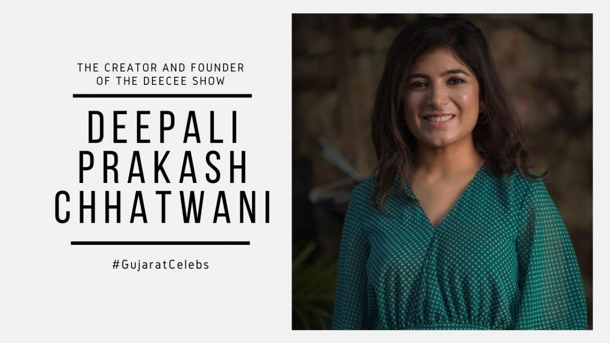In talks with Deepali Prakash Chhatwani, The Creator and Founder of THE DEECEE SHOW