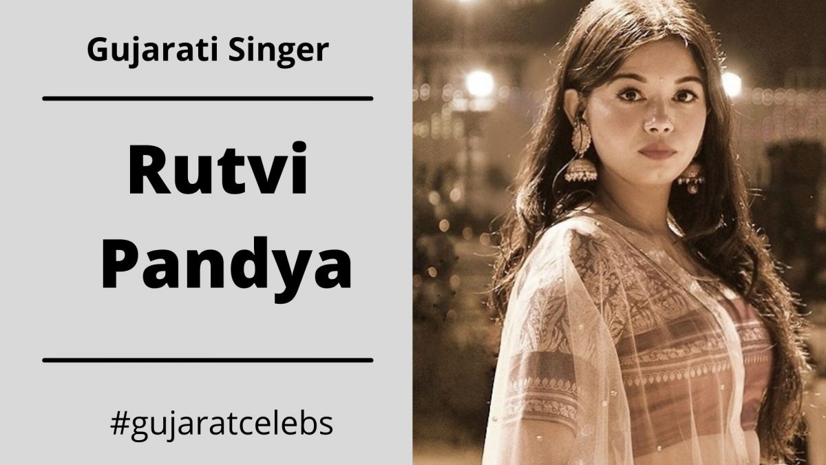 Rutvi Pandya: An Exclusive Interview With The Queen of Voice & Gujarati Singer