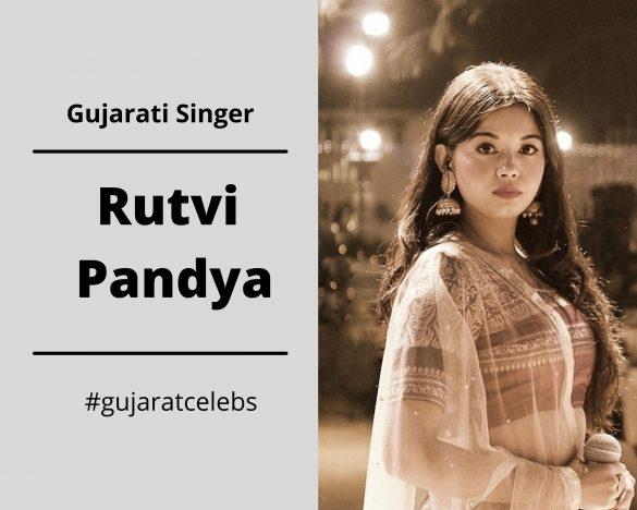 Rutvi Pandya Biography