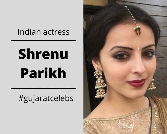Shrenu-Parikh-Biography