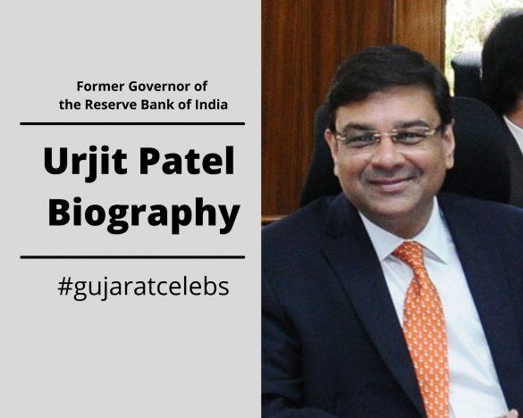 Urjit-Patel-Biography