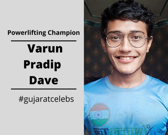 Varun Pradip Dave
