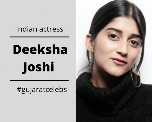 Deeksha-Joshi-Biography