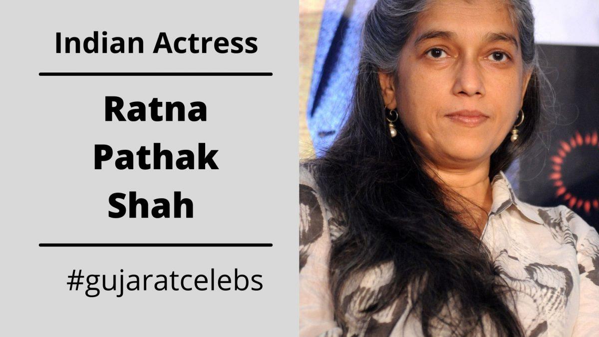 Ratna Pathak Shah Biography, Movies, Television, Awards, Career
