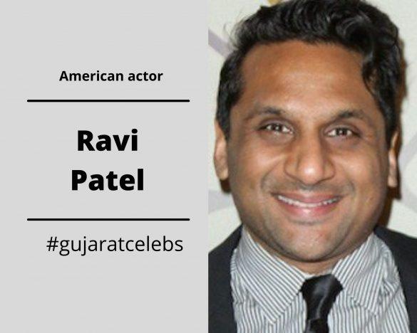 Ravi Patel Biography