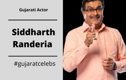 Siddharth-Randeria-Biography