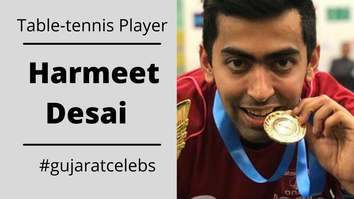 Harmeet Desai : An Exclusive Interview With Table Tennis champion