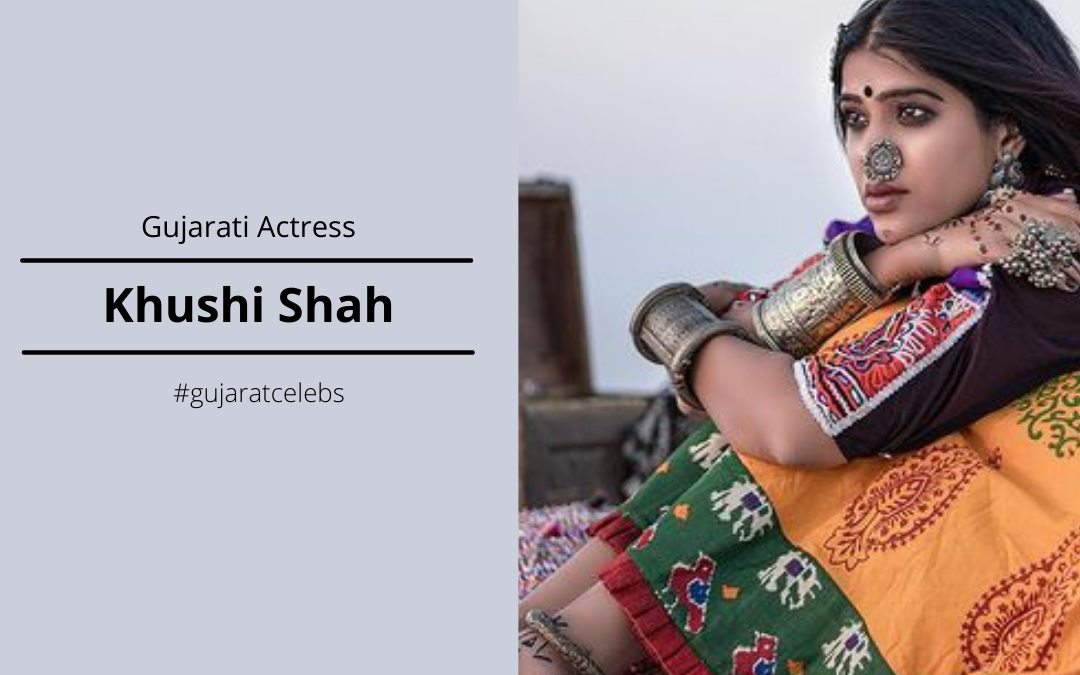MEET THE GORGEOUS STAR KHUSHI SHAH, & WITNESS HER JOURNEY TO SUCCESS
