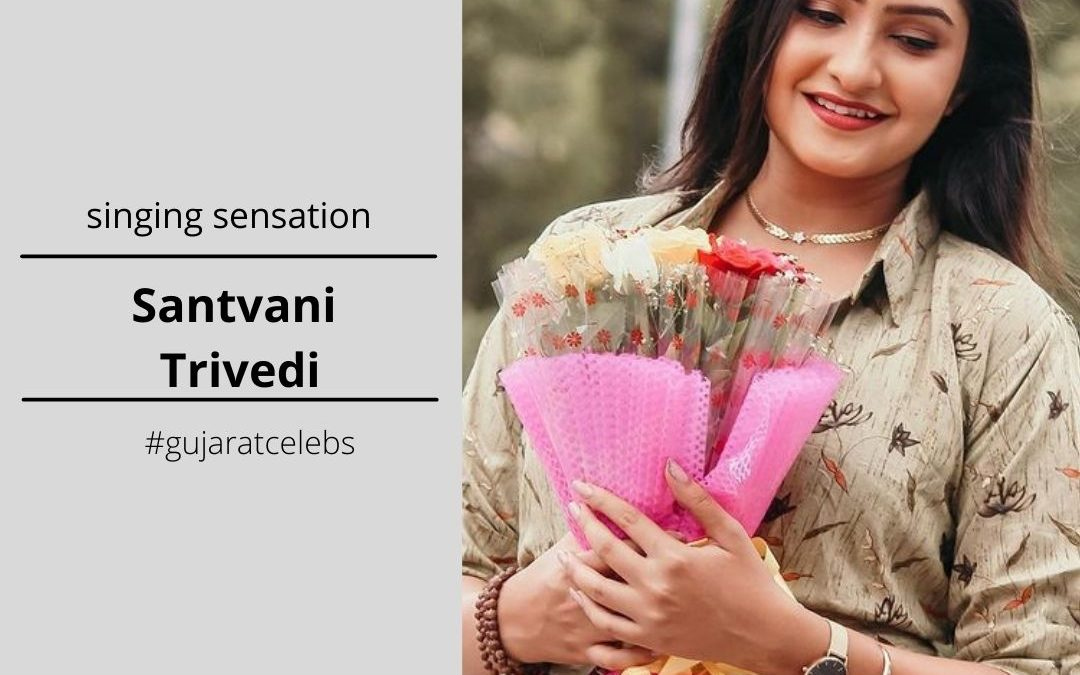 Meet the Youngest Singing Sensation, Santvani Trivedi