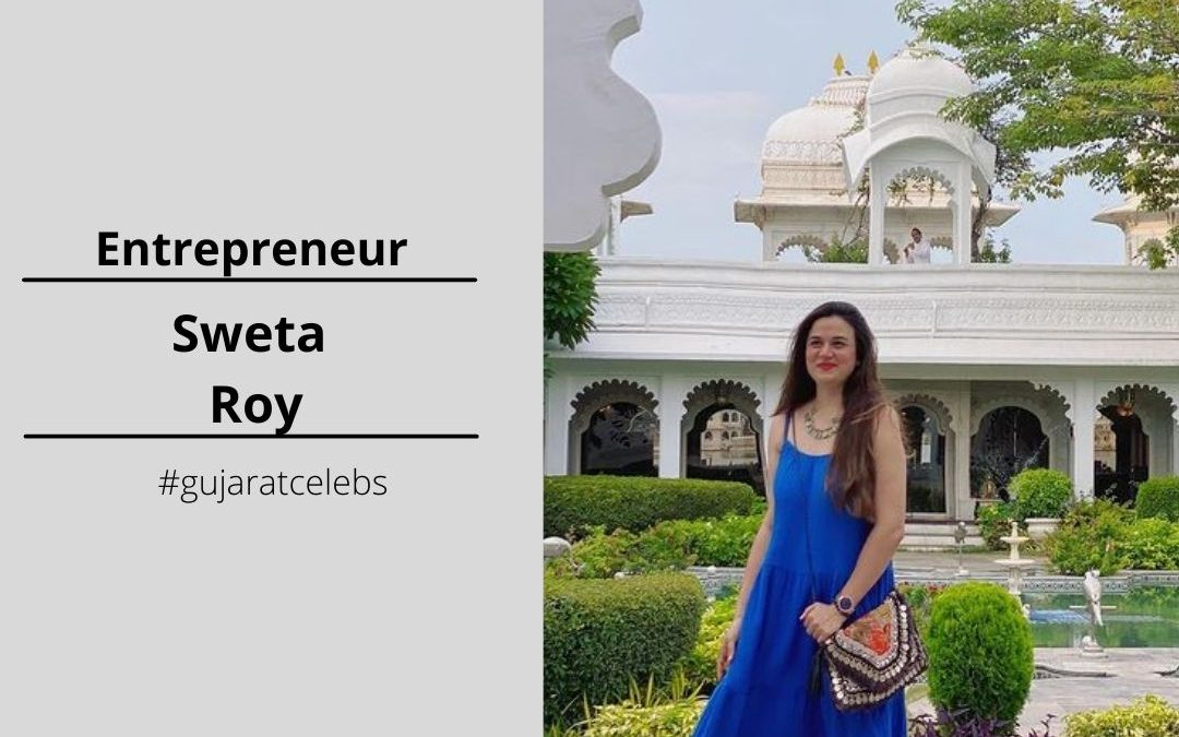 LET'S GO ON AN AWE-INSPIRING LIFE JOURNEY OF SWETA & WITNESS HOW CRAZILY PASSIONATE SHE IS ABOUT HER CREATIONS.