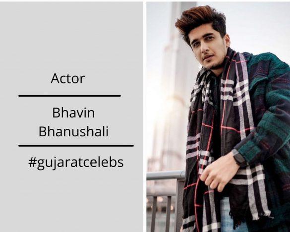 Bhavin Bhanushali Biography