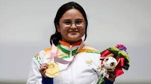 Avani Lekhara wins the gold