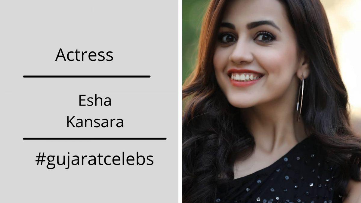 Live The Journey of Gujarati Beauty Esha Kansara   Actor   Model   and Eminent Dancer: