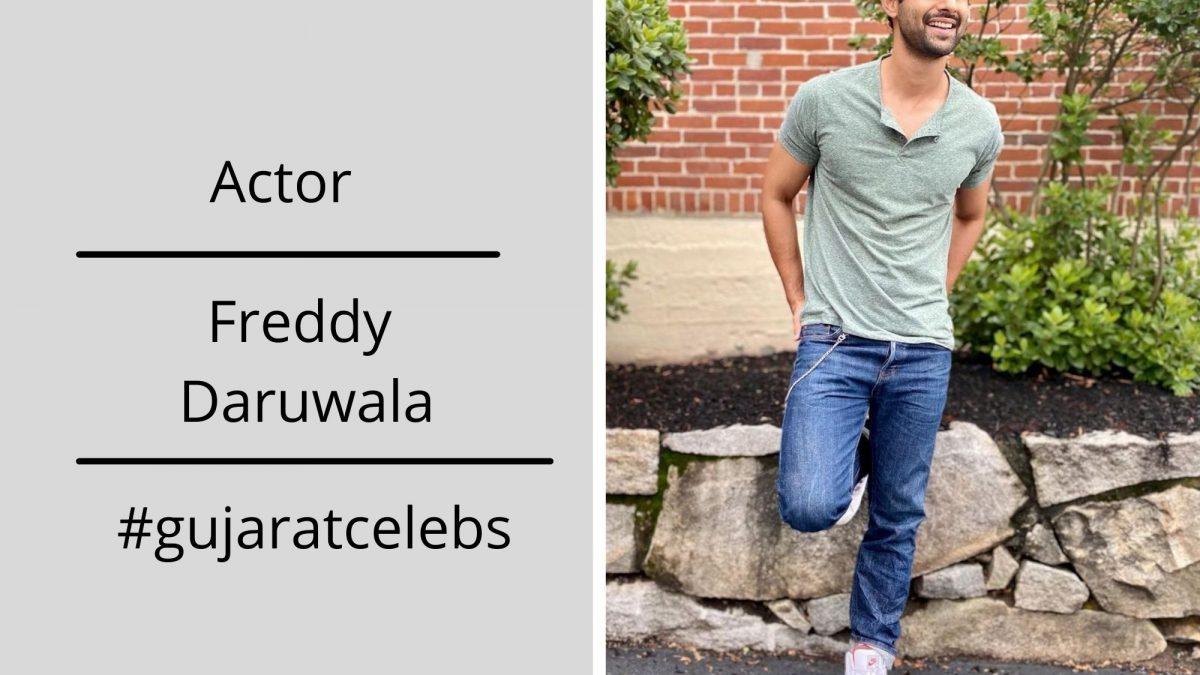 Freddy Daruwala Biography | Model | Actor | early life | Career| Relationship