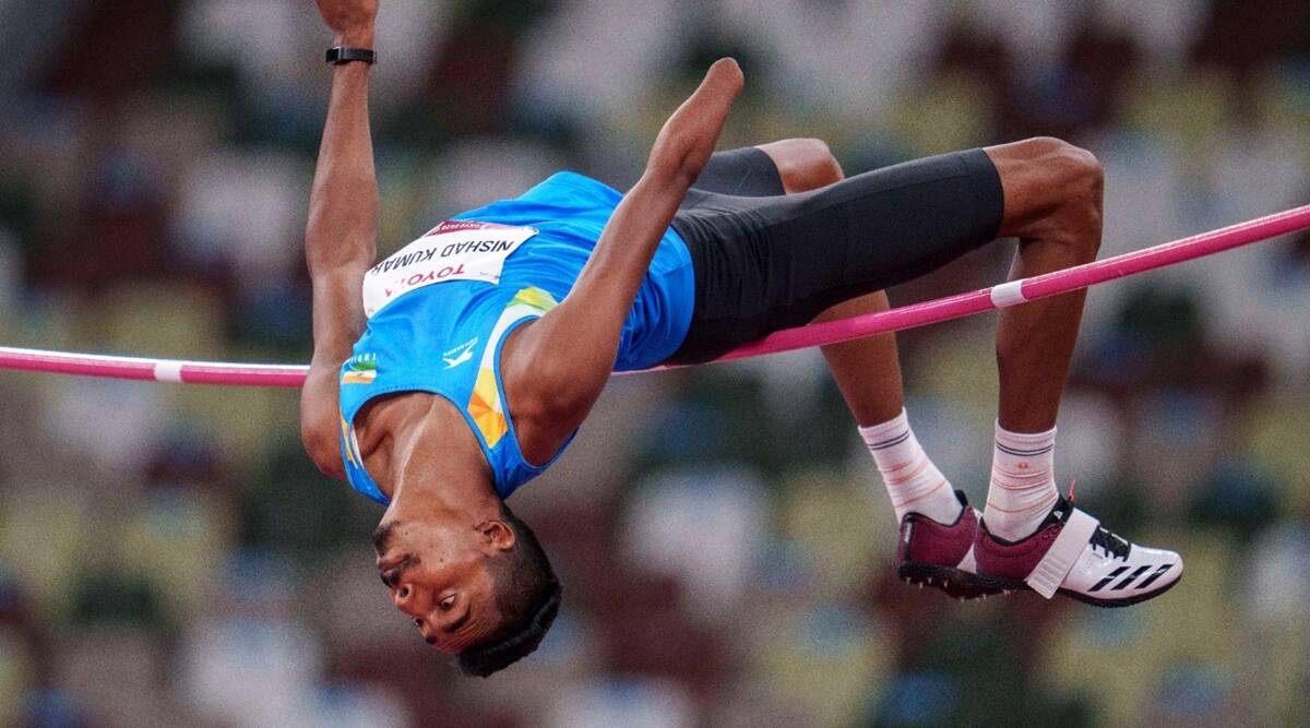 ANOTHER SILVER FOR INDIA AS NISHAD KUMAR SETS ASIA'S NEWEST RECORD AT MEN'S HIGH JUMP