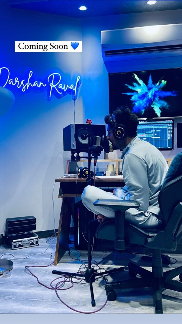 Darshan Raval new song