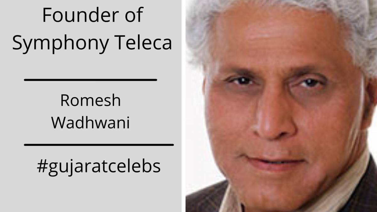 Romesh Wadhwani | Biography | Net Worth | Wife | Education | Symphony Technology Group