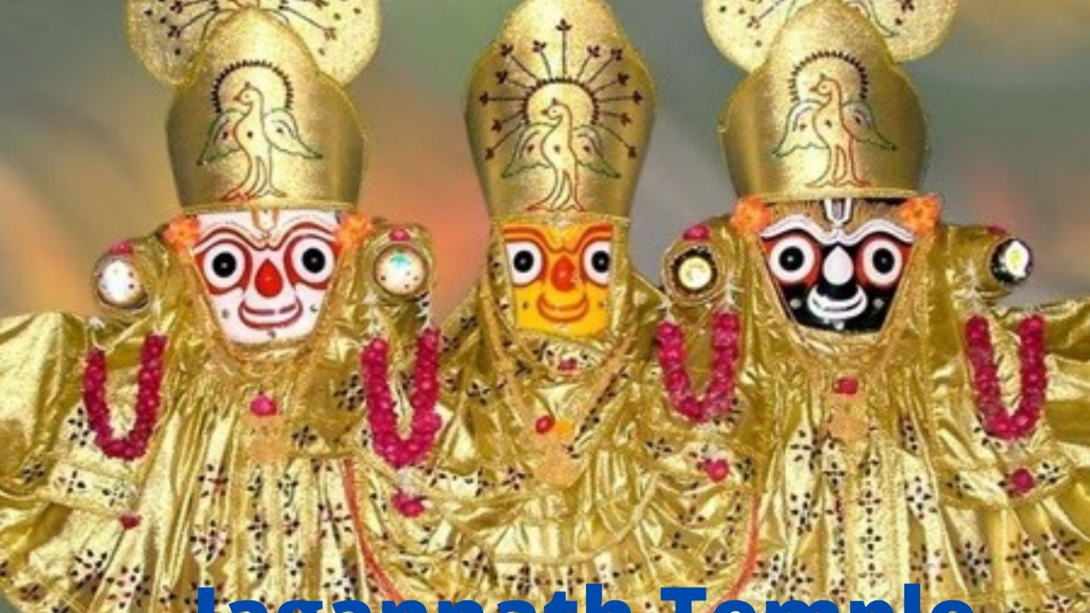 Jagannath Temple in Ahmedabad Gujarat