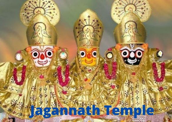 Jagannath Temple in Ahmedabad, Gujarat