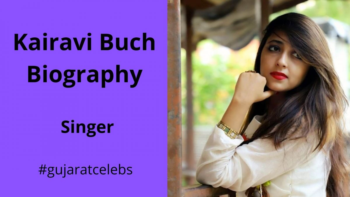 Kairavi Buch Biography   Age   Family   Husband   Songs   Event Booking  