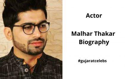 Malhar thakar Movies
